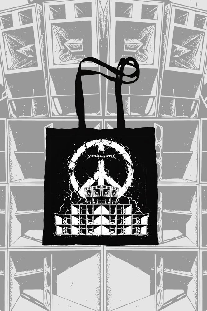 Image of Peacesystem - Totebag