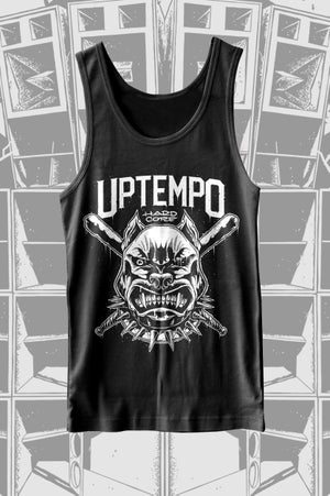 Image of Uptempo Bulldog - Tank top