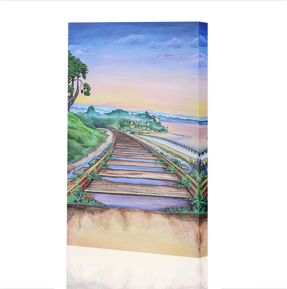 Image of Appreciating the Simple Things Canvas Print