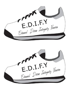 Image of Eternal Divine Integrity Forever Shoes