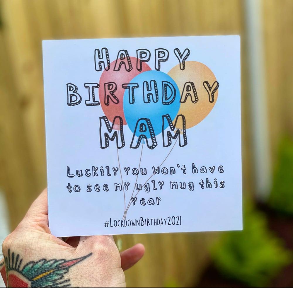 Image of Lockdown Birthday