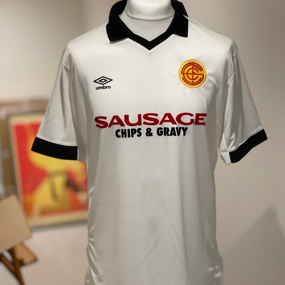 Sausage Chips & Gravy (A)