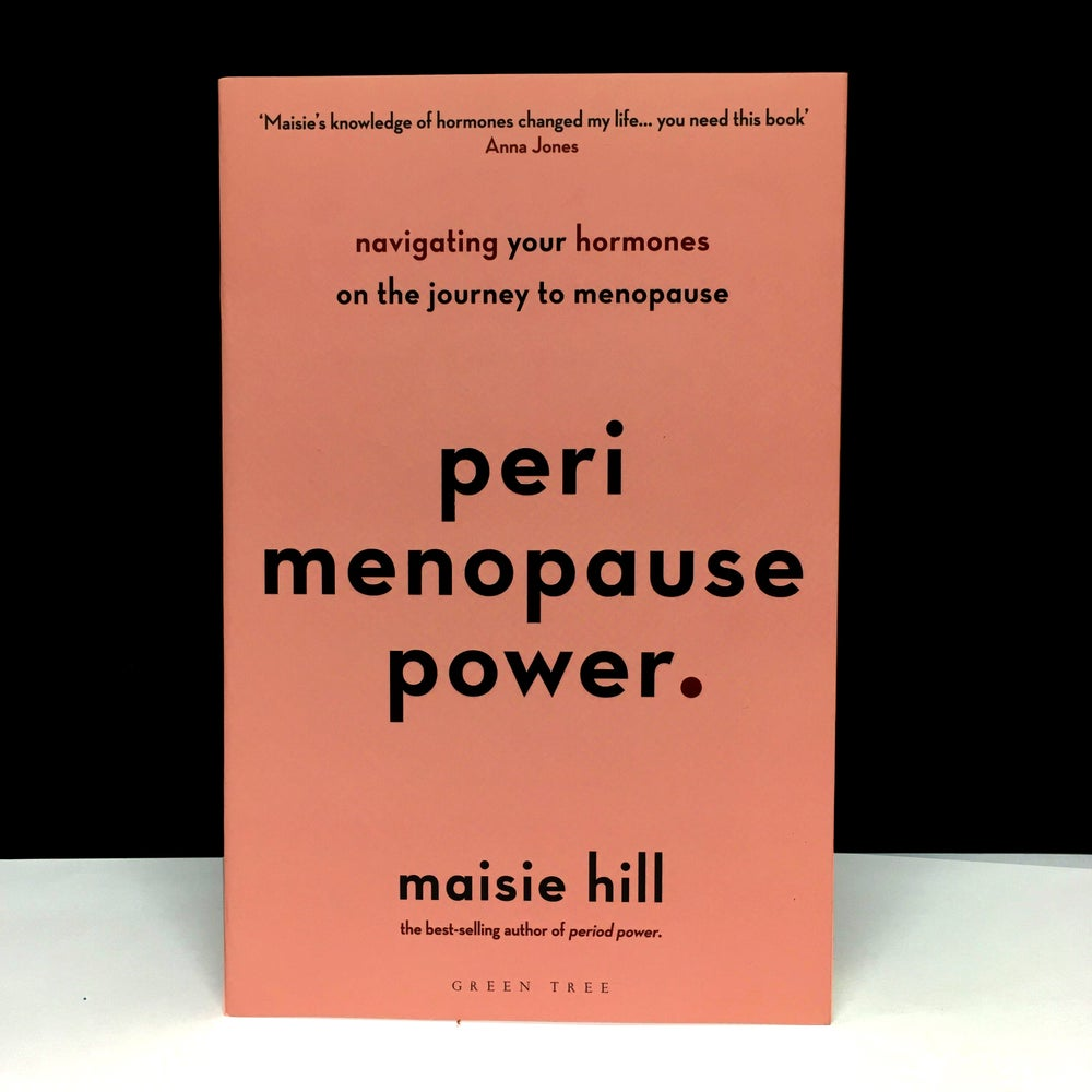 Perimenopause Power: Navigating Your Hormones on the Journey to menopause