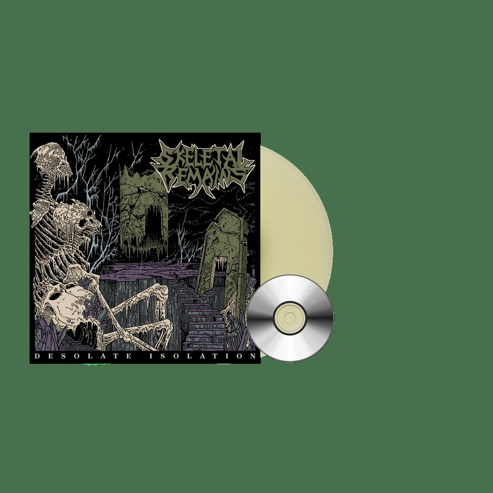 Desolate Isolation 10 Year Anniversary LP + Bonus Cd