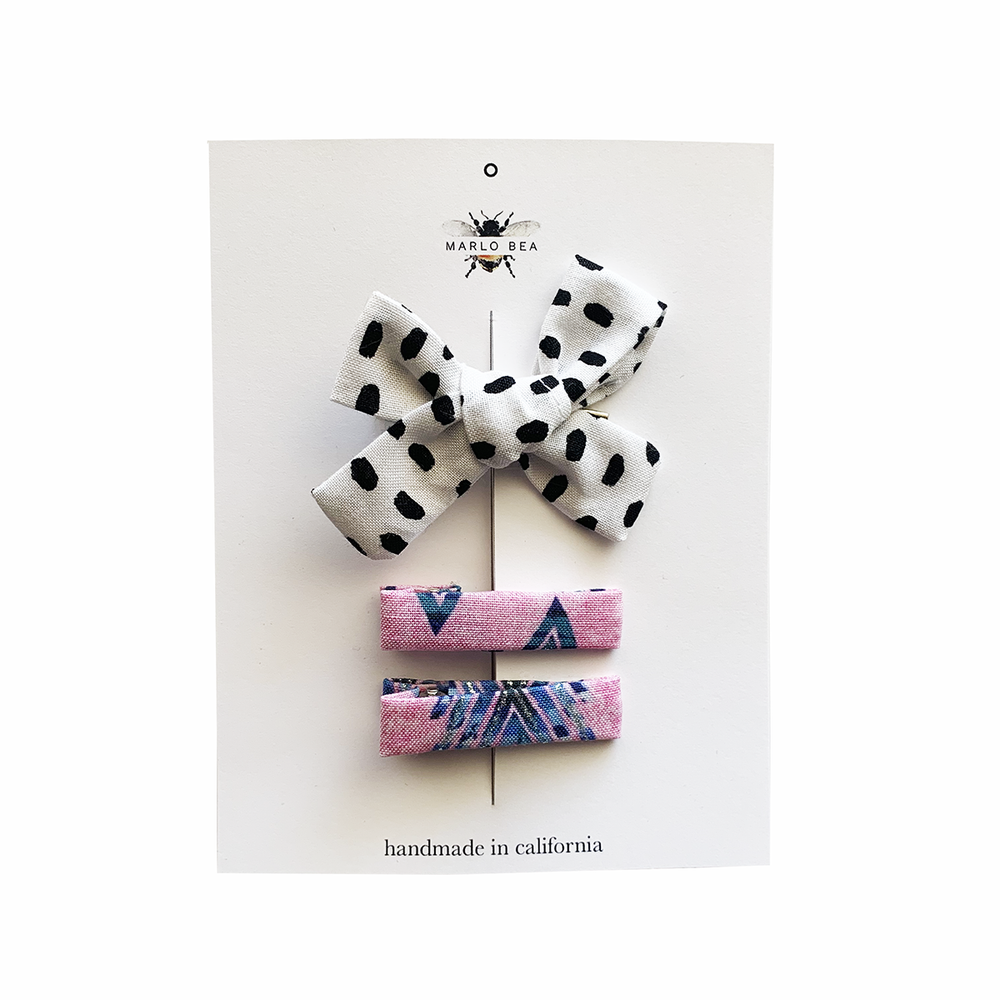 Image of Zara & Madison Clip Set