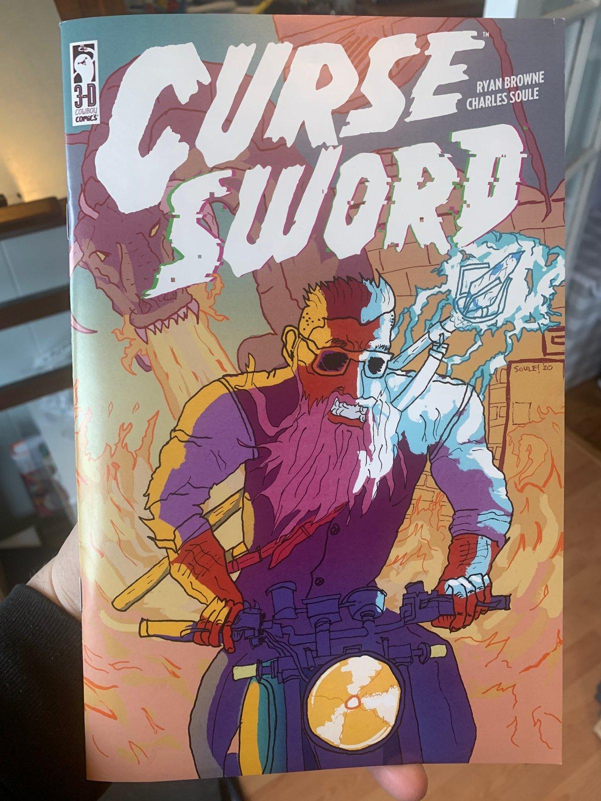 Curse Sword