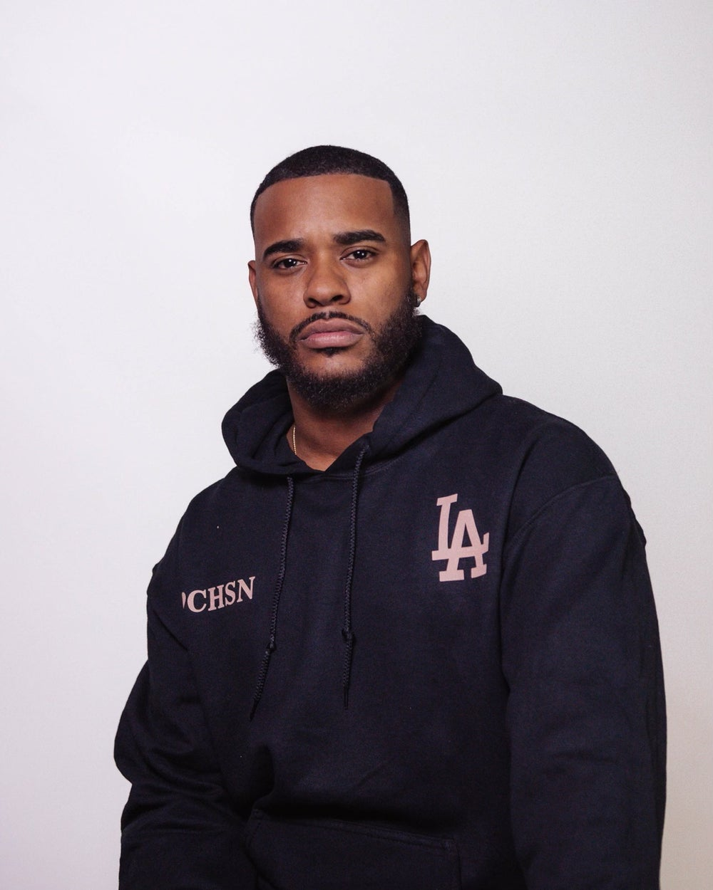 Image of Los Angeles Love Hoodie