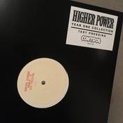 Image of HIGHER POWER  testpressing LP