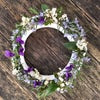 Heart Shaped Flower Ring