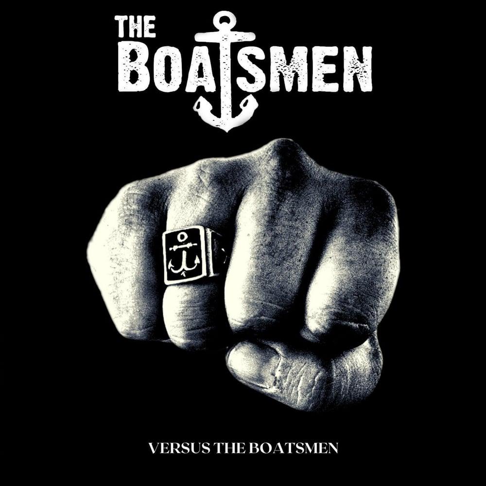 "The Boatsmen ""Versus The Boatsmen"" LP"