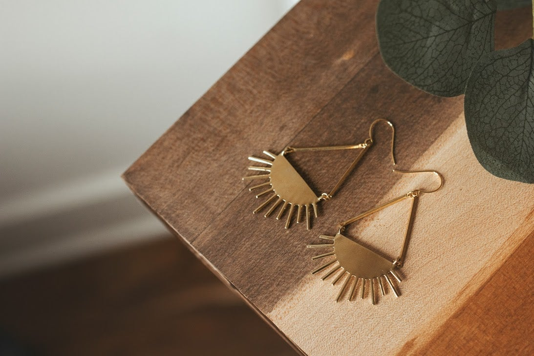 Image of Soleil Earrings