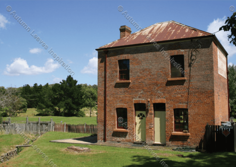 Image of T46 Teacher's Residence Hill End - NEW!