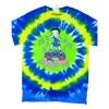 Betty Boop - Betty Boop Boom Box Tie Dye Shirt