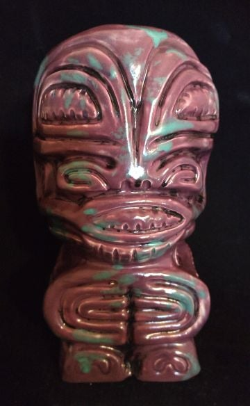 Image of Ipo Tiki Mug Plum Blue