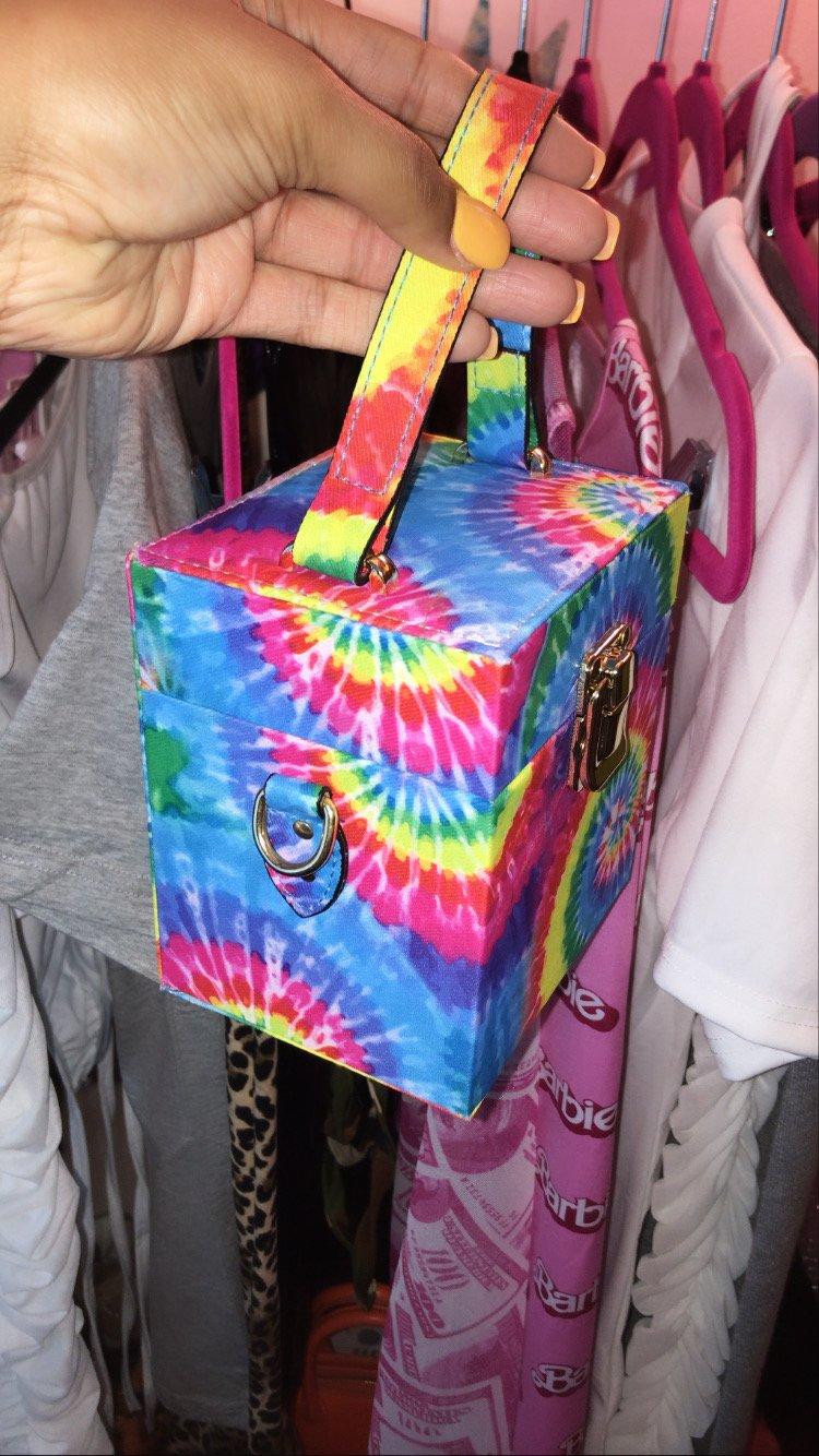 Pandora's Box Purse