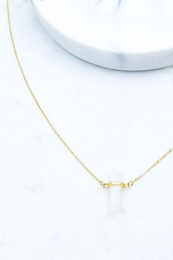 Image of Mini Stone Necklace