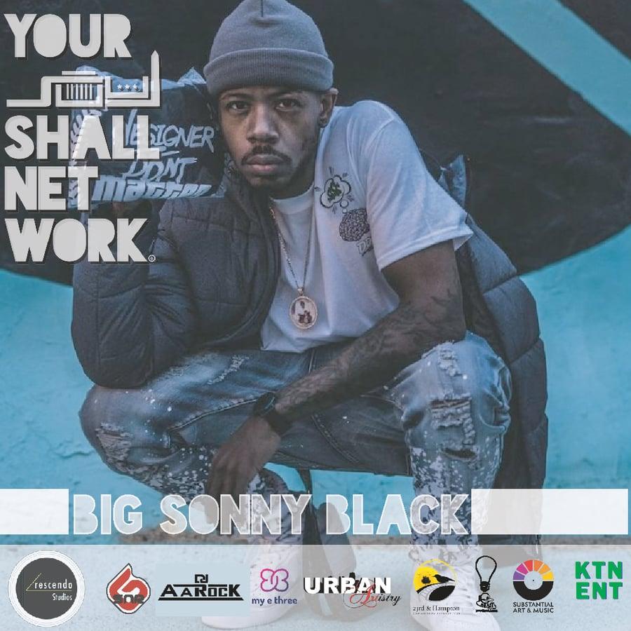 Image of S&C Mally presents BIG SONNY BLACK