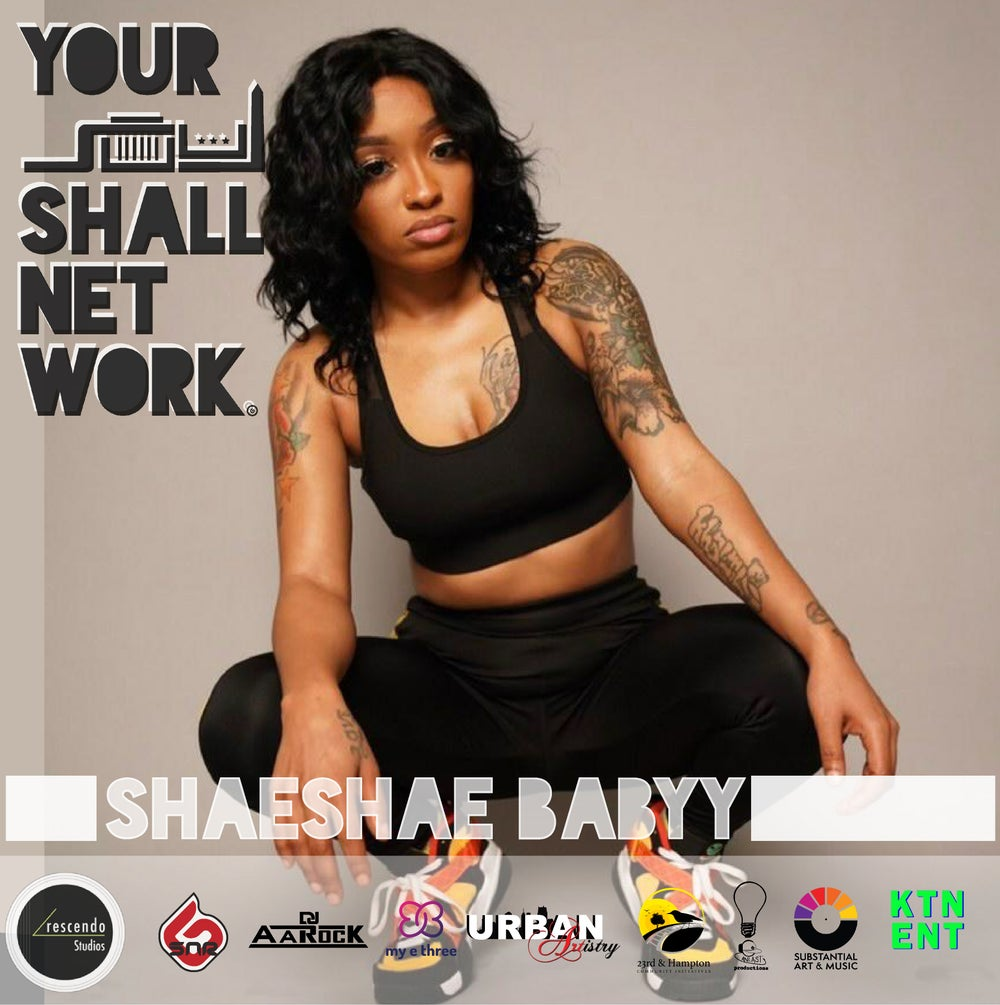 Image of S&C Mally presents SHAESHAE BABYY VIRTUAL TICKET