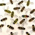 Tiny Bumblebee Suncatchers