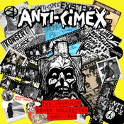Image of ANTI CIMEX-THE COMPLETE DEMOS COLLECTION 1982-1983  LP