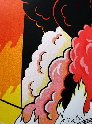 Image of BURN IT ! - EMDT