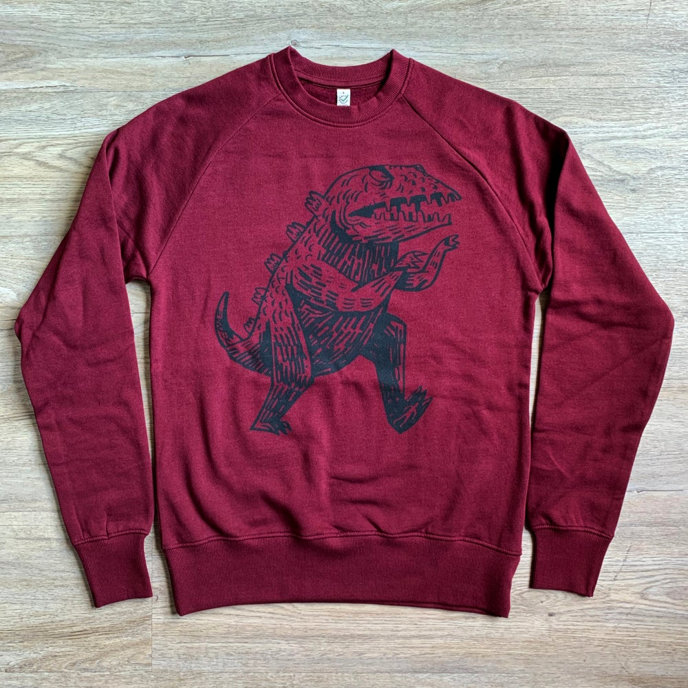 Image of GORGU THE DESTROYER - Warwich Johnson-Cadwell *Sweater*