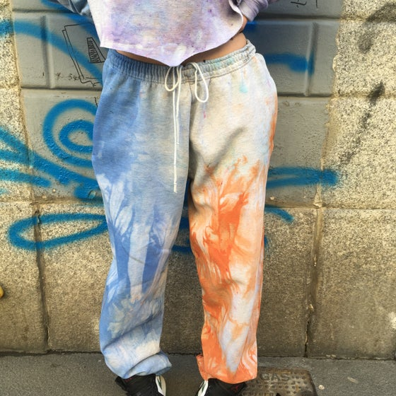 Image of UPCYCLING PANT