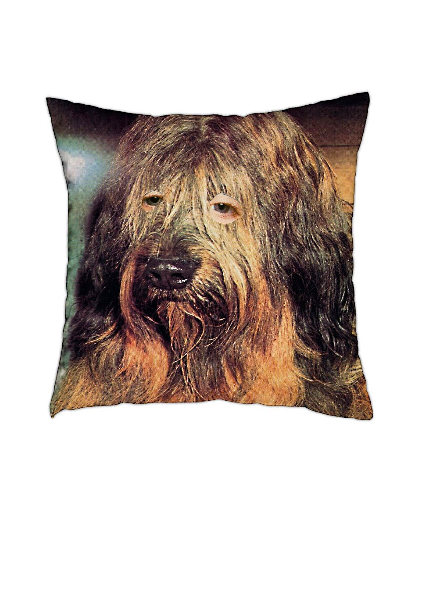 Image of untitled (dog) - pillow