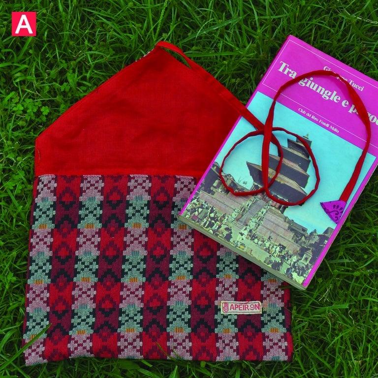 Image of Buste - Macrame - Borsa yoga - The | Cases & Macrame- Yoga Bag & Tea