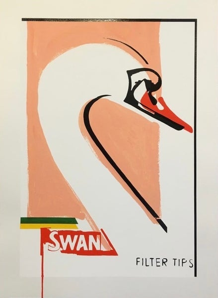 Image of Swan Extra Slim by Carl Stimpson