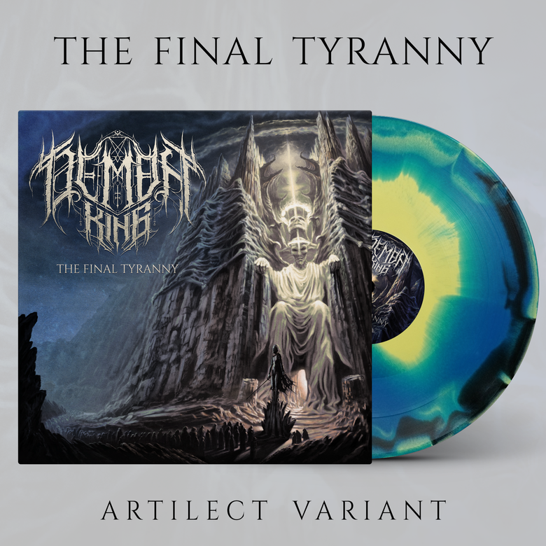 "Image of DEMON KING - The Final Tyranny | 12"" LP [Artilect Variant]"