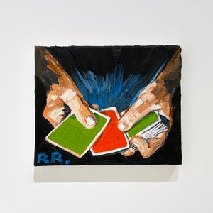"""Image of RAPHAËLLE RICOL """"Carte rouge"""" 2019"""