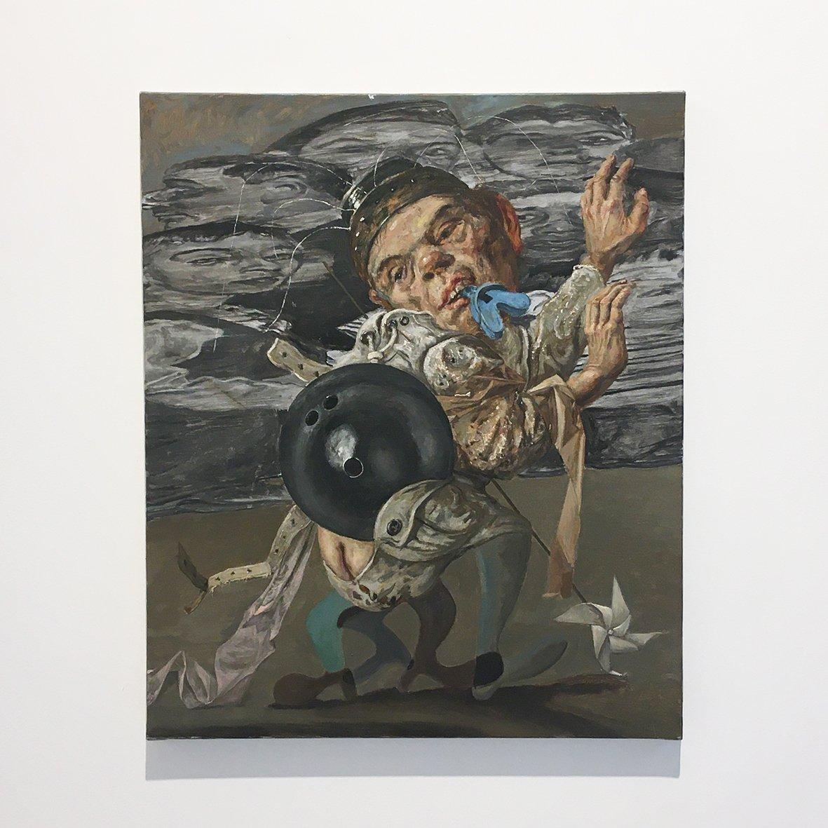 "Image of MARCOS CARRASQUER ""Kierkegaard"" 2017"