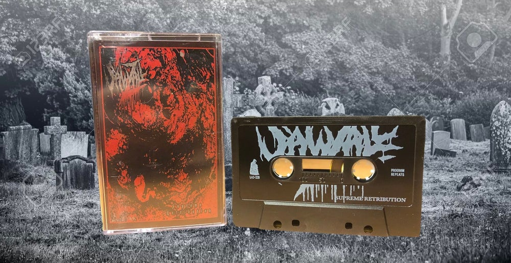 Image of SAWZALL - Supreme Retribution