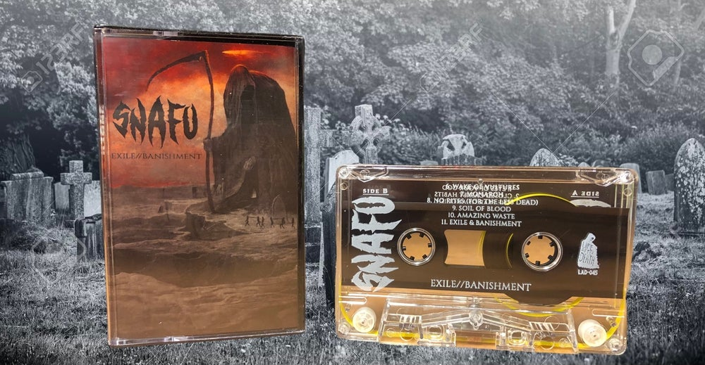 Image of SNAFU - Exile//Banishment