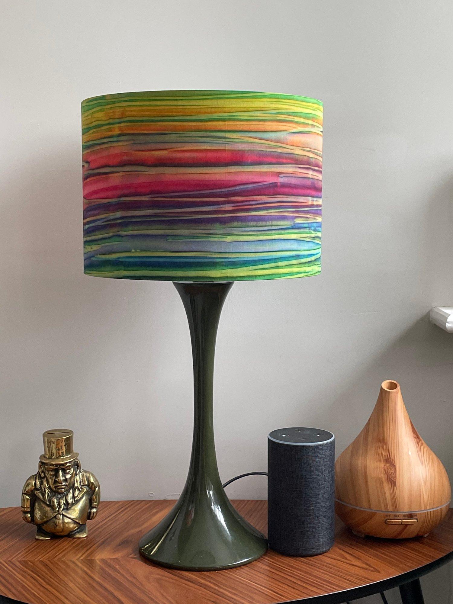 Image of Patina Handpaints Stripes Bright Shade 30cm