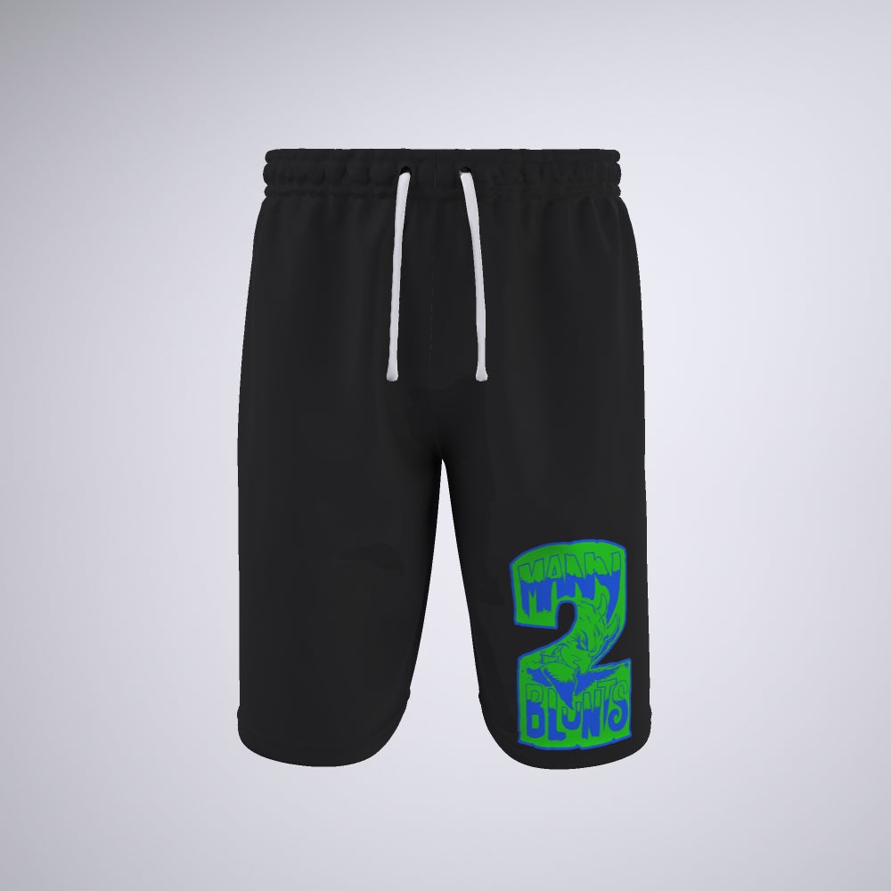 Image of 2 MANY BLUNTS SHORTS (PREORDER SHIPS APR 14TH)