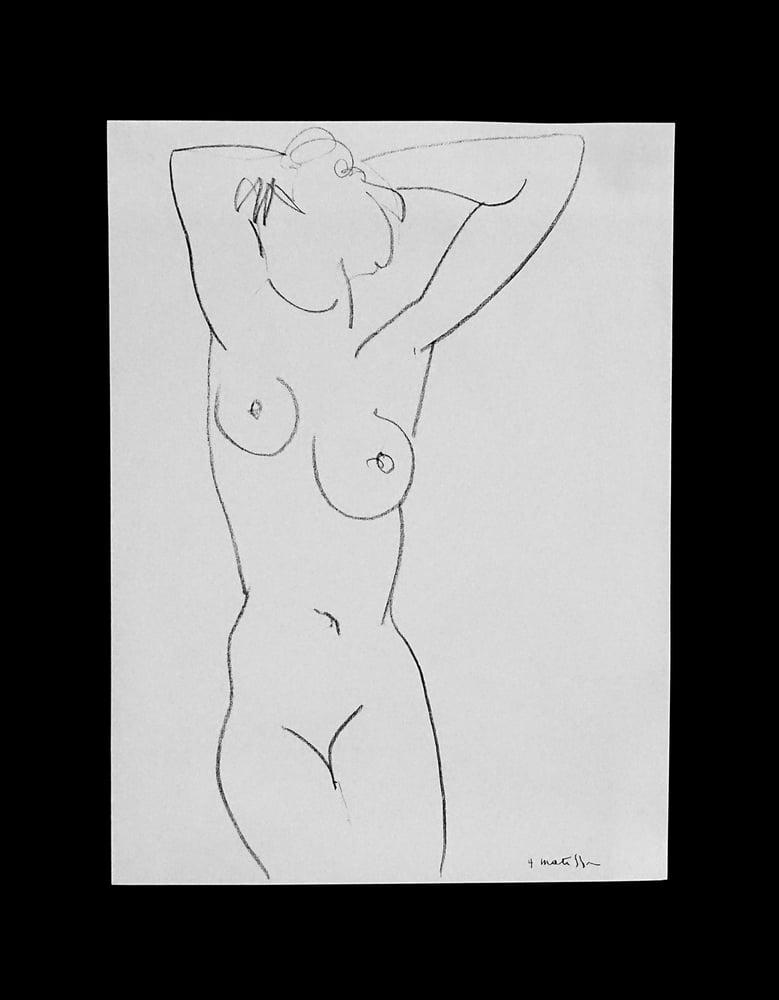 Image of henri matisse / nude / 23/117