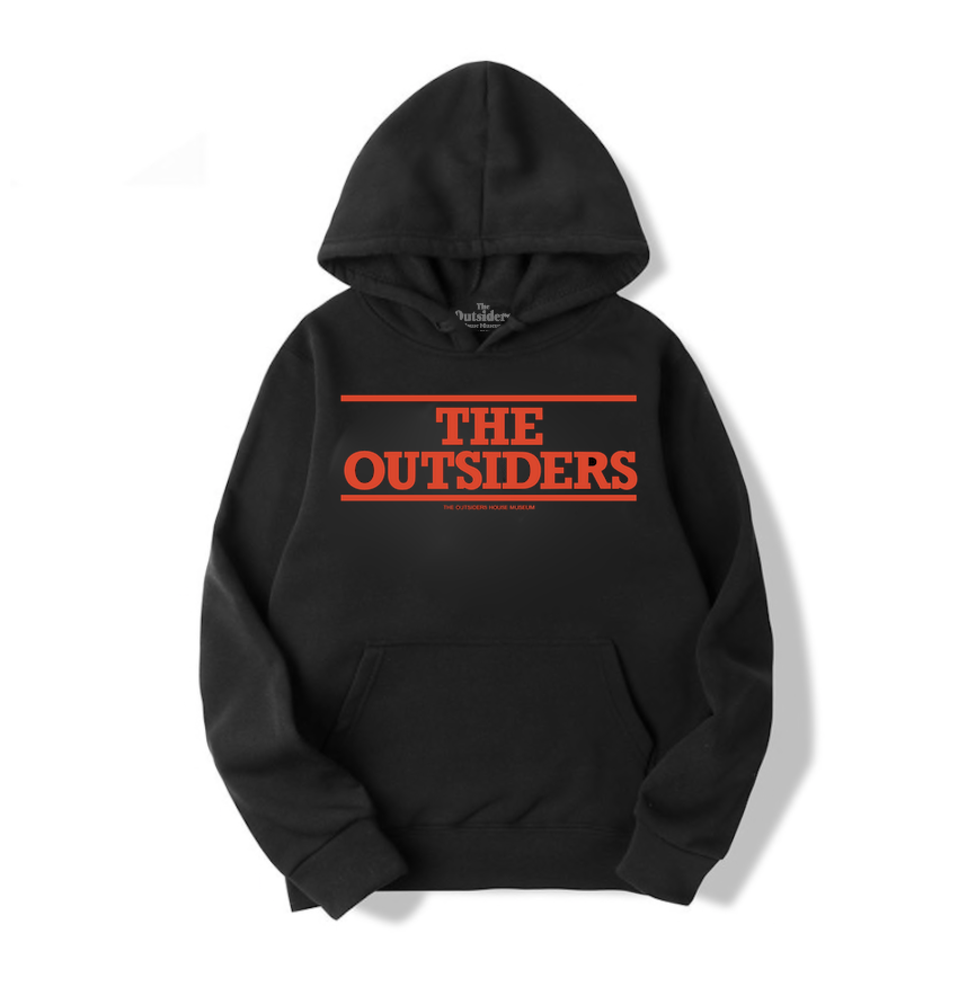 """Image of The Outsiders """"GREASERS"""" Pullover Hoodies. (Cast and extras)"""