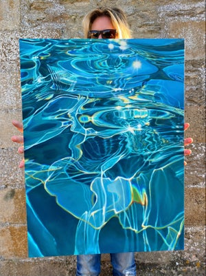 Image of Tranquility giclee print