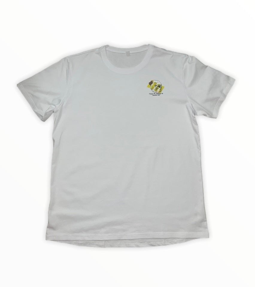 Image of Pop Yellow stripes Tee