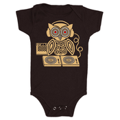 Image of BABY - Headphones Owl
