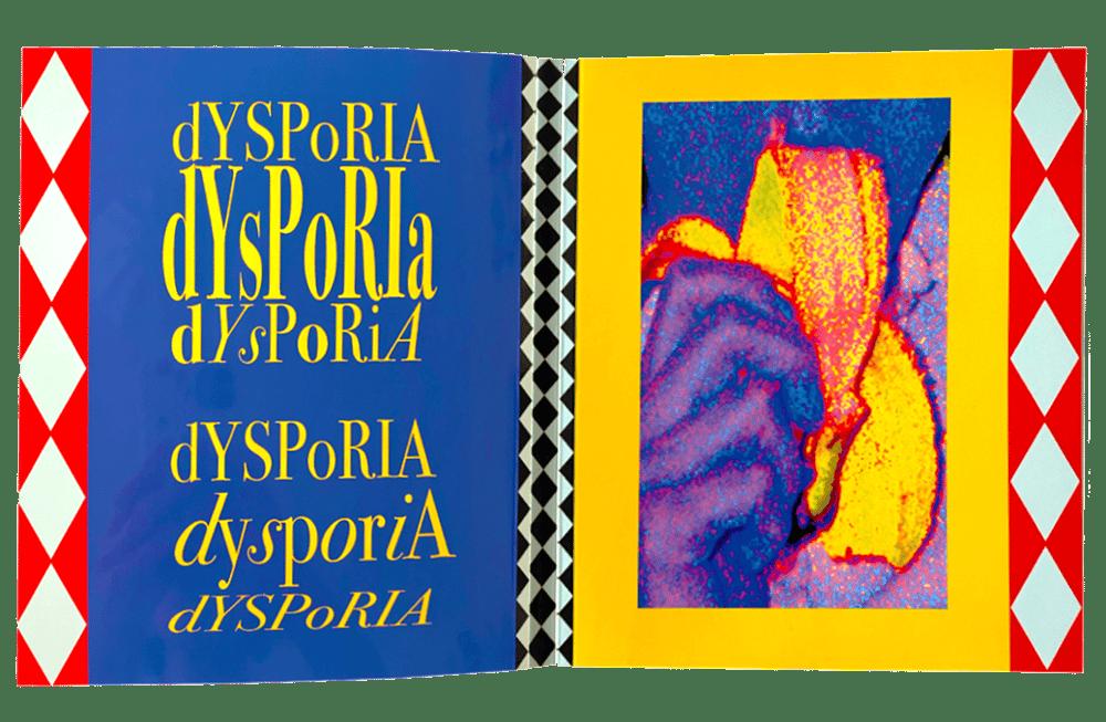dYSPoRIA BOOK