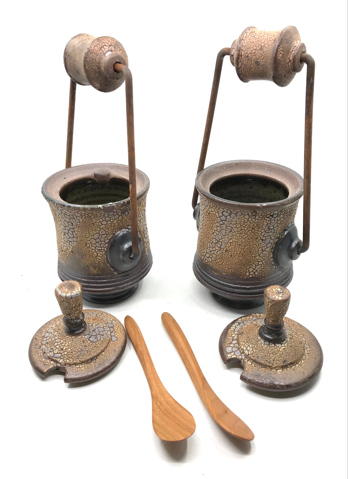 Lidded Container Set by Anthony Borchardt