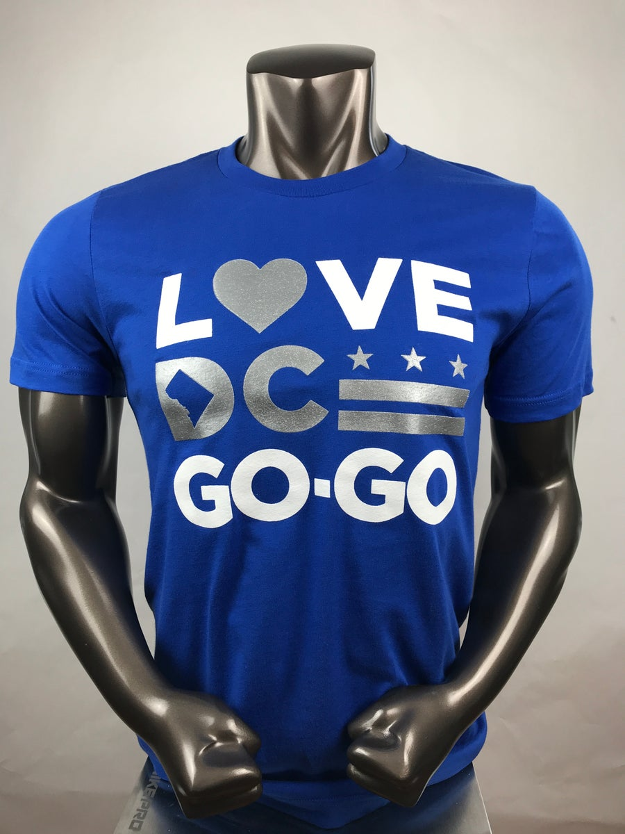 Image of LOVEDCGOGO - Stealth Care Tshirt
