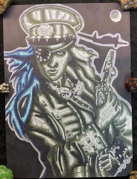 Image of Robber Baroness - OG x Nic Price