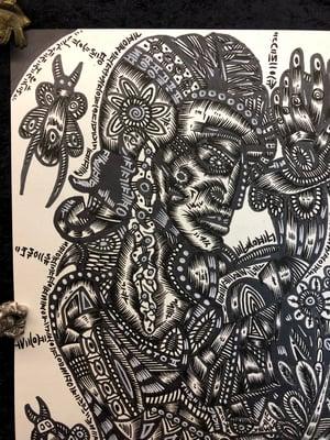 Image of Moth Deity - OG Ink x Nic Price