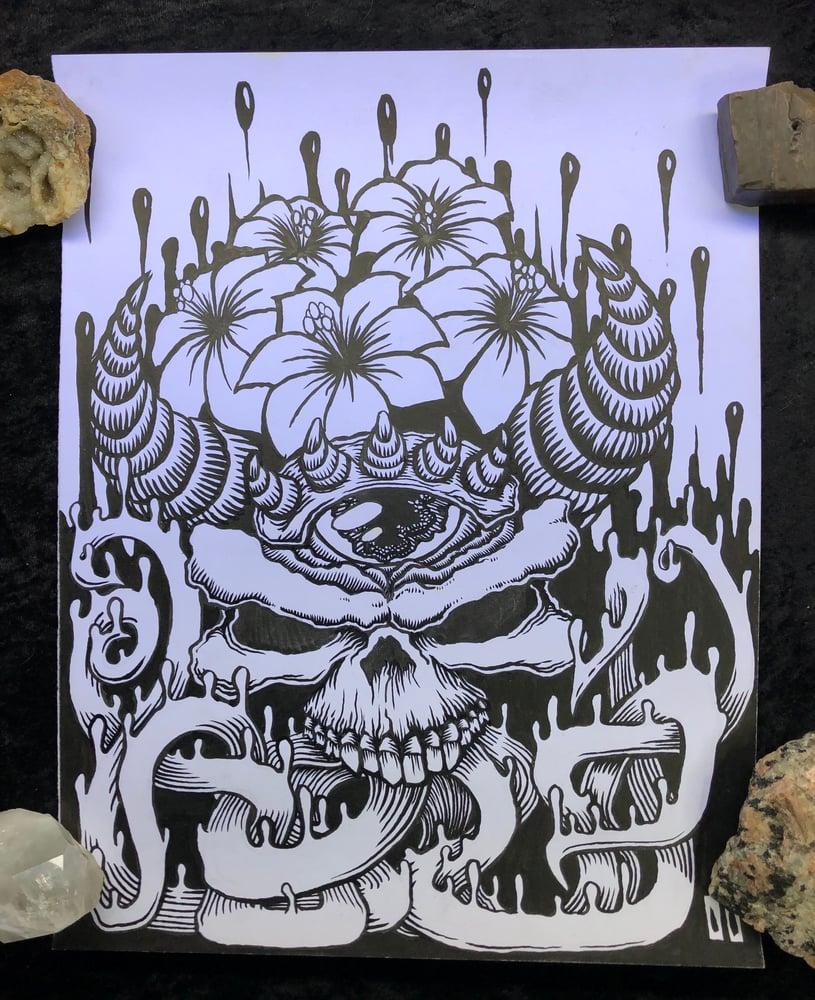 Image of OG Ink #1 x Steve Wilson