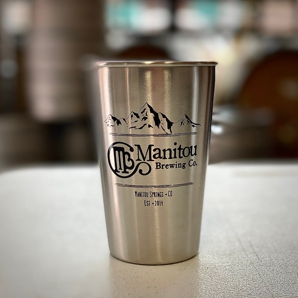 Image of MBC Stainless Steel Pint