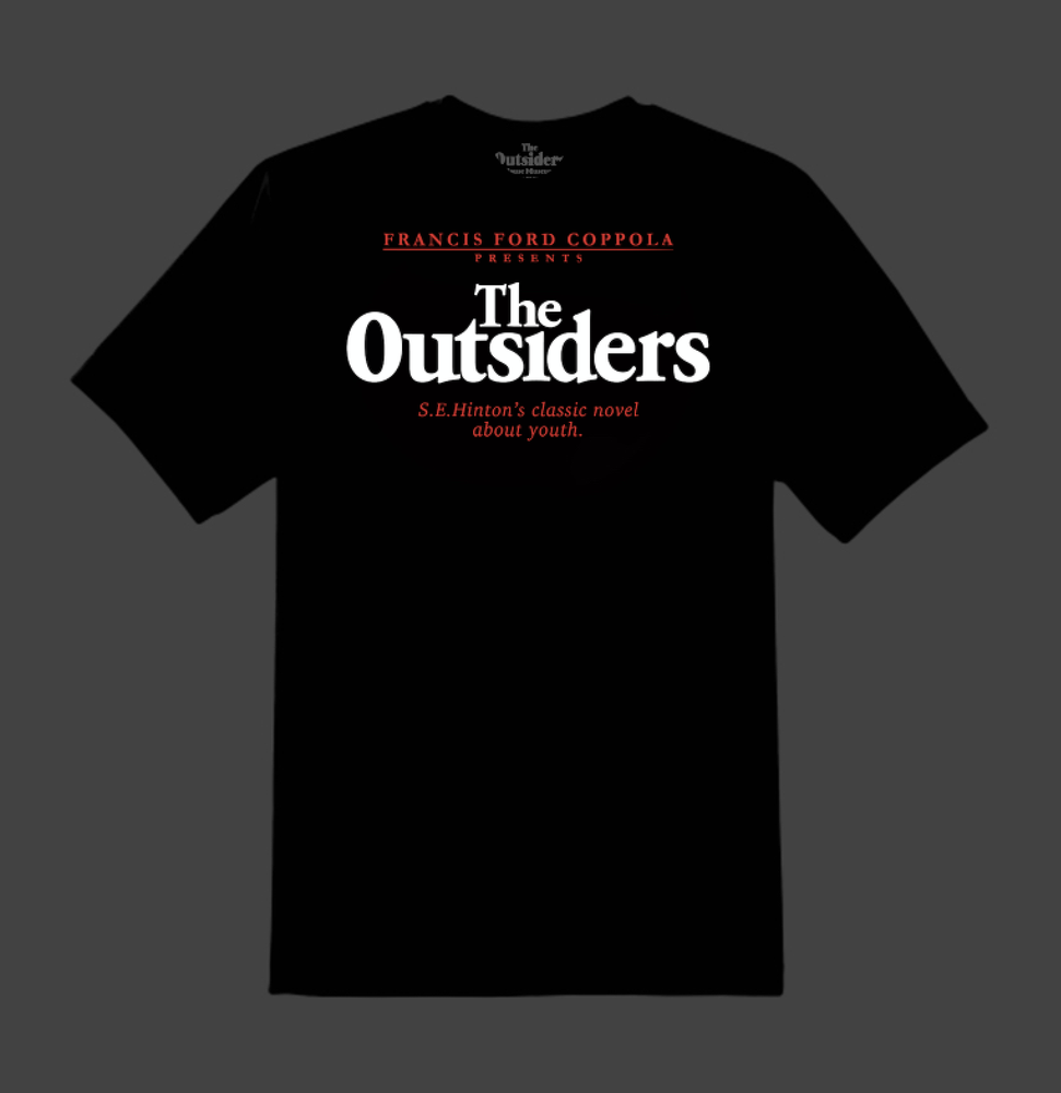 Image of Francis Ford Coppola Presents. The Outsiders  S. E. Hinton's Classic Novel About Youth.